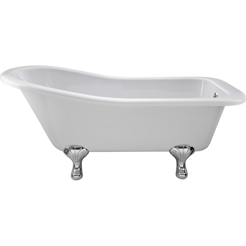 Bayswater Pembridge 1500mm Freestanding Slipper Bath