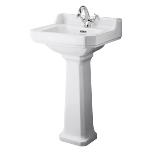 Bayswater Fitzroy 500mm 1 Tap Hole Basin