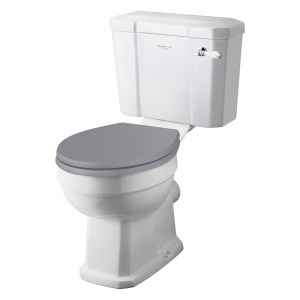 Bayswater Fitzroy Close Coupled WC Pan (Excluding Seat)