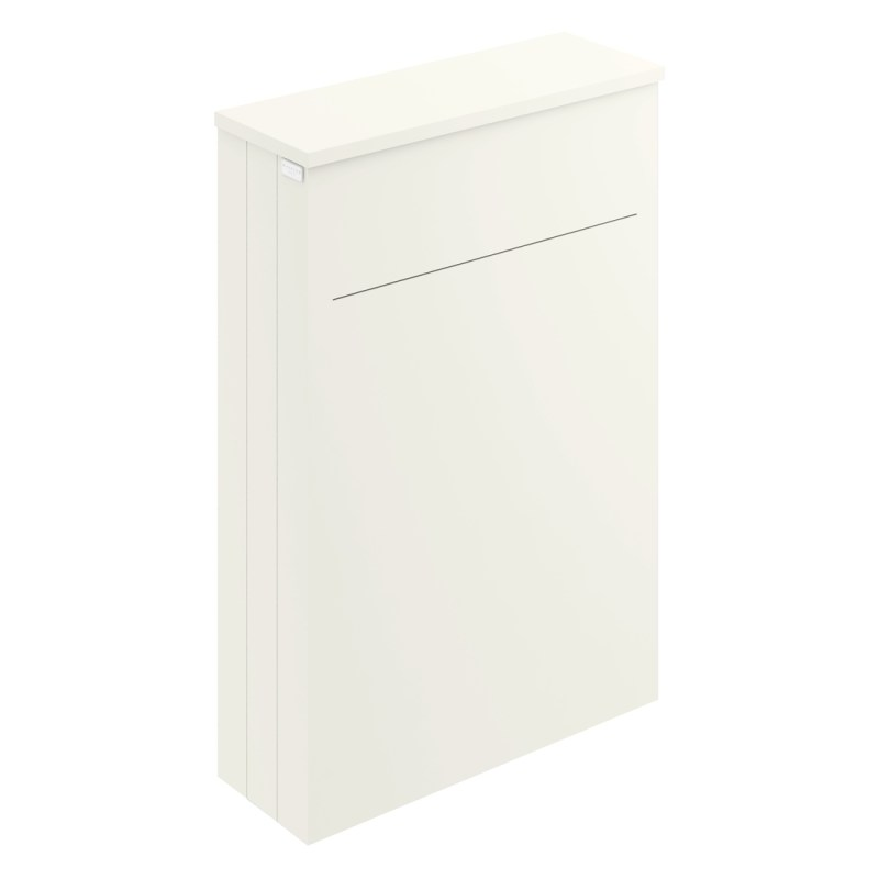 Bayswater Pointing White 550mm WC Cabinet