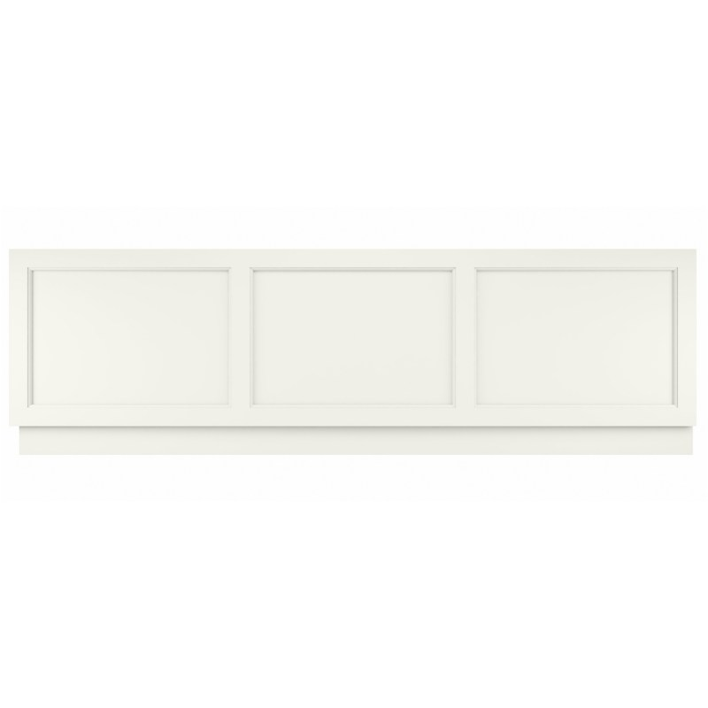 Bayswater Pointing White 1800mm Bath Front Panel