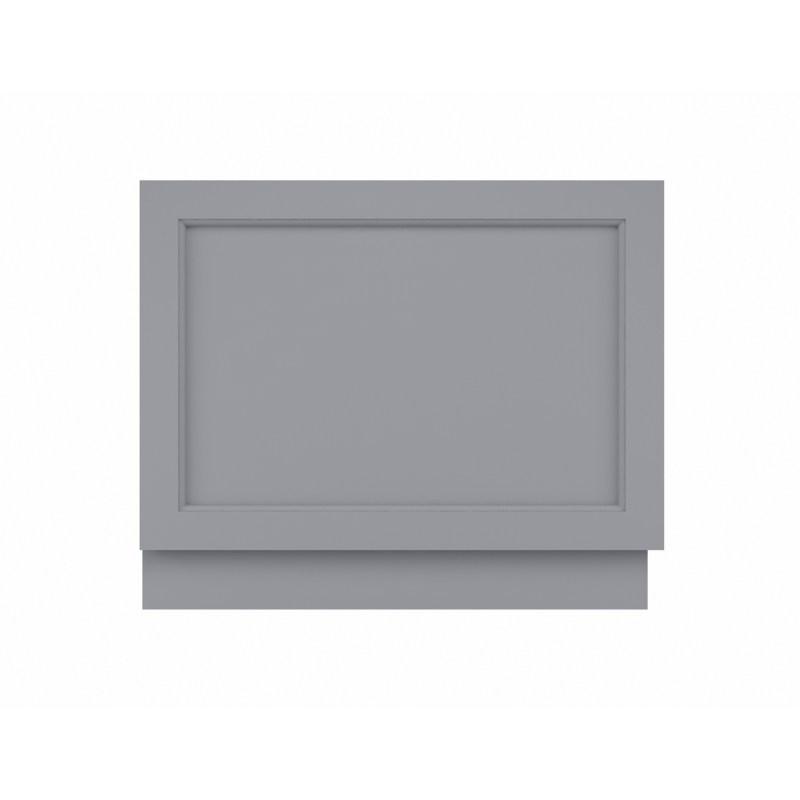 Bayswater Plummett Grey 700mm Bath End Panel