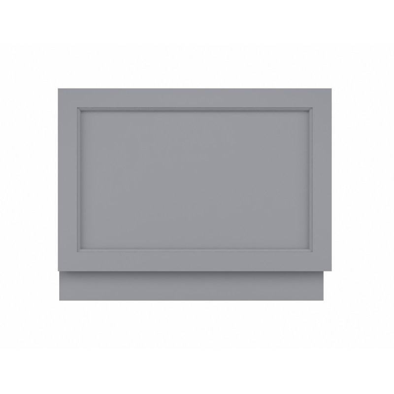 Bayswater Plummett Grey 750mm Bath End Panel