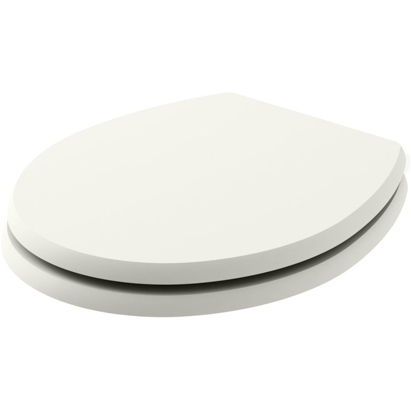 Bayswater Pointing White Fitzroy Traditional Toilet Seat