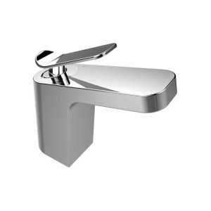 Bristan Alp 1 Hole Bath Filler Chrome