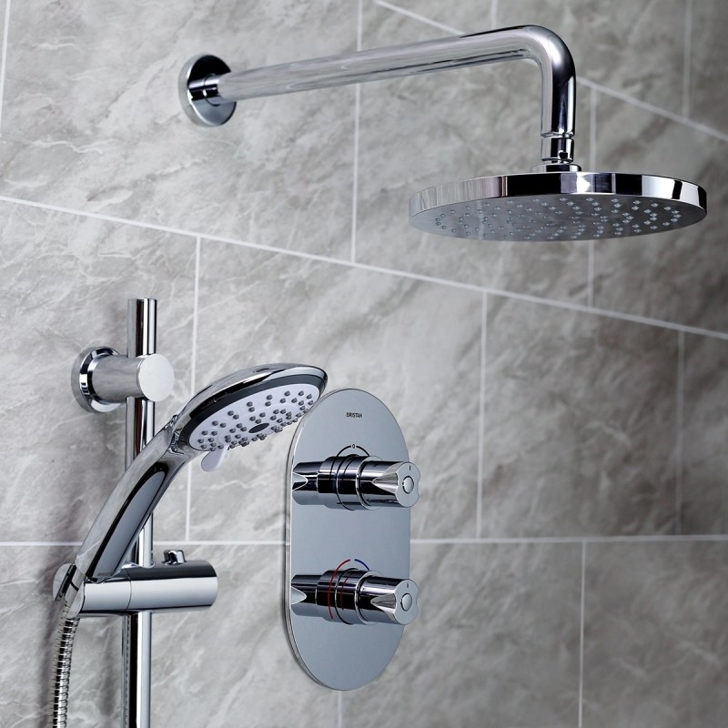 Bristan Artisan Shower Pack 2