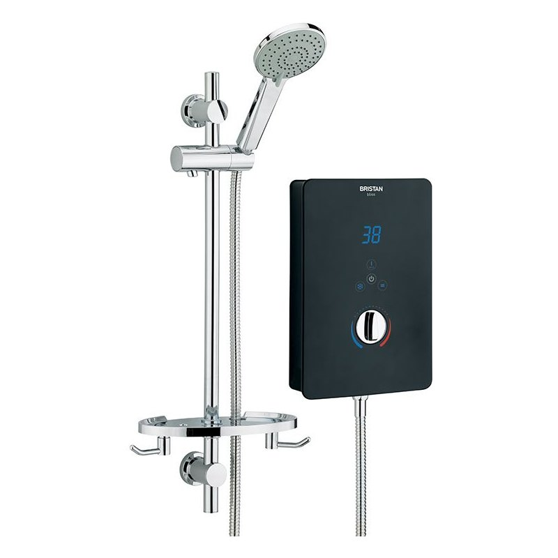 Bristan Bliss 9.5kW Electric Shower Black