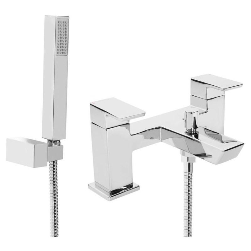 Bristan Cobalt Bath Shower Mixer Chrome