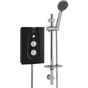 Bristan Glee 10.5kW Electric Shower Black