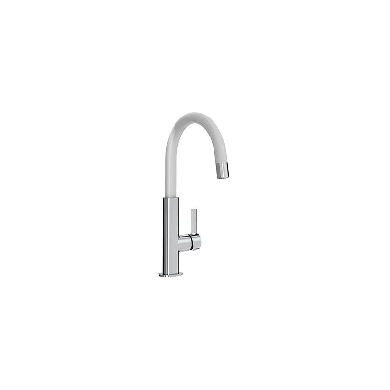 Bristan Melba Sink Mixer White