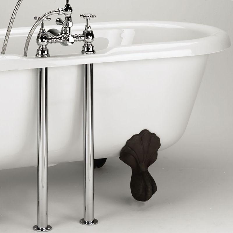 Bristan Bath Shroud Chrome