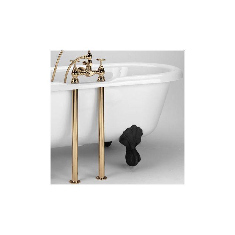 Bristan Bath Shroud Gold
