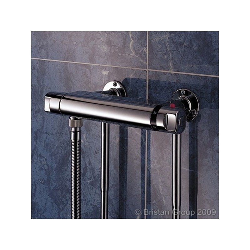 Bristan Surface Mounted Pipework Fittings