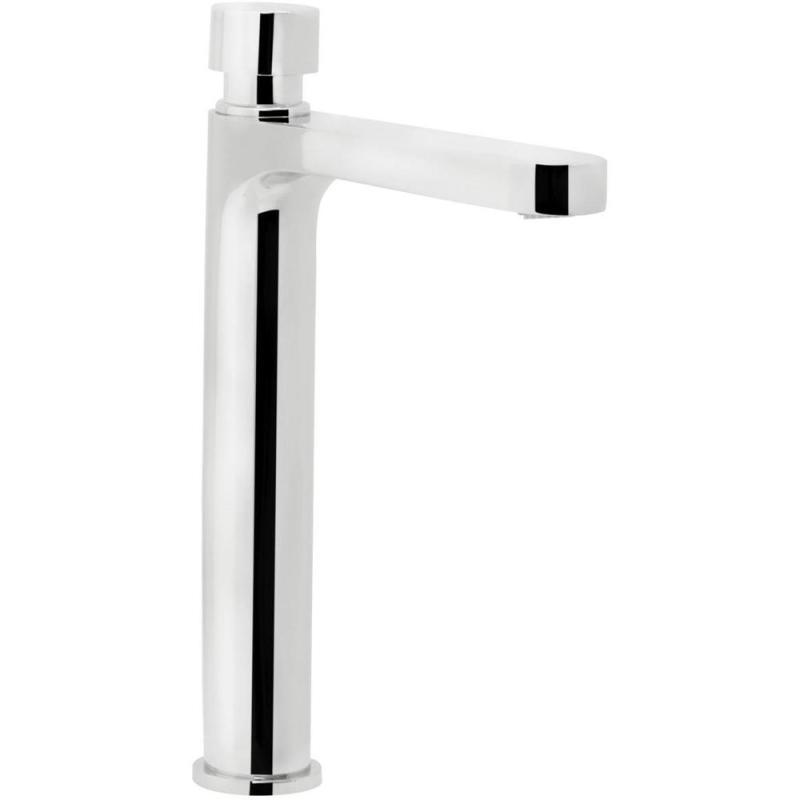 Bristan Tall Timed Flow Pillar Tap Single
