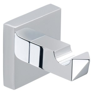 Bathrooms To Love Vitti Robe Hook Chrome