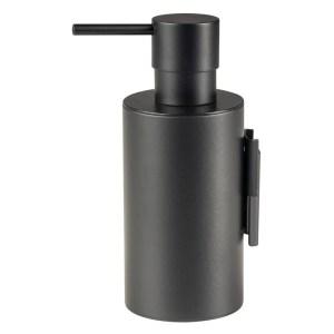 Bathrooms To Love Bertini Wall Mounted Soap Dispenser Black