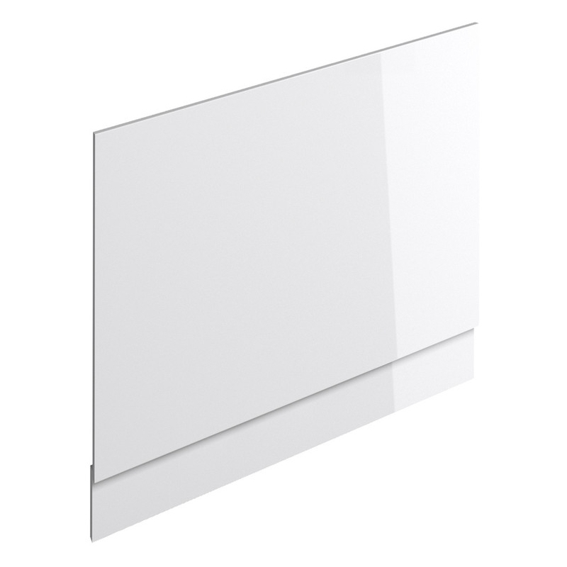 Bathrooms To Love Volta 700mm End Panel White