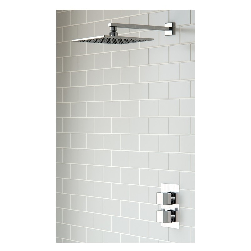 Bathrooms To Love Kuba Square Shower Pack 3