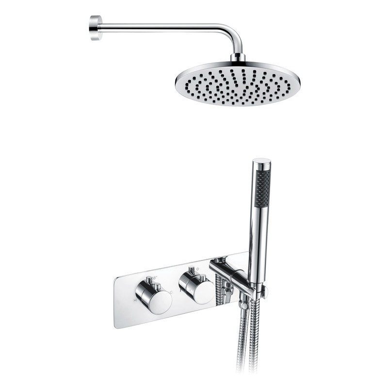 Bathrooms To Love Lexi Round Shower Pack 5