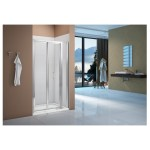 Merlyn Vivid Boost 760mm Bi-Fold Shower Door