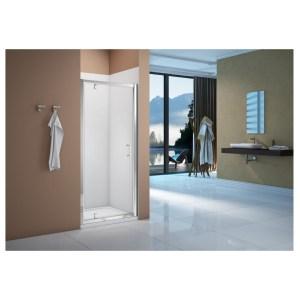 Merlyn Vivid Boost 800mm Pivot Shower Door