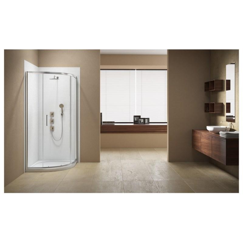 Merlyn Vivid Sublime 900mm 1 Door Quadrant Enclosure