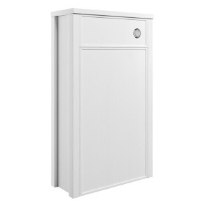 Bathrooms To Love Lucia 510mm WC Unit Satin White Ash