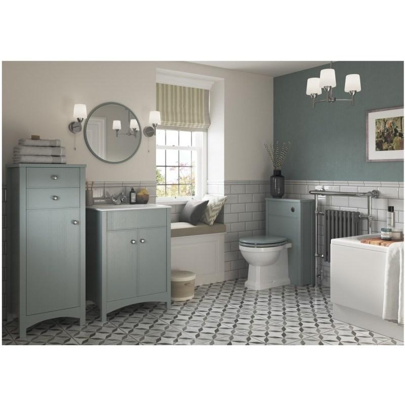 Bathrooms To Love Lucia Soft Close Toilet Seat Sea Green Ash