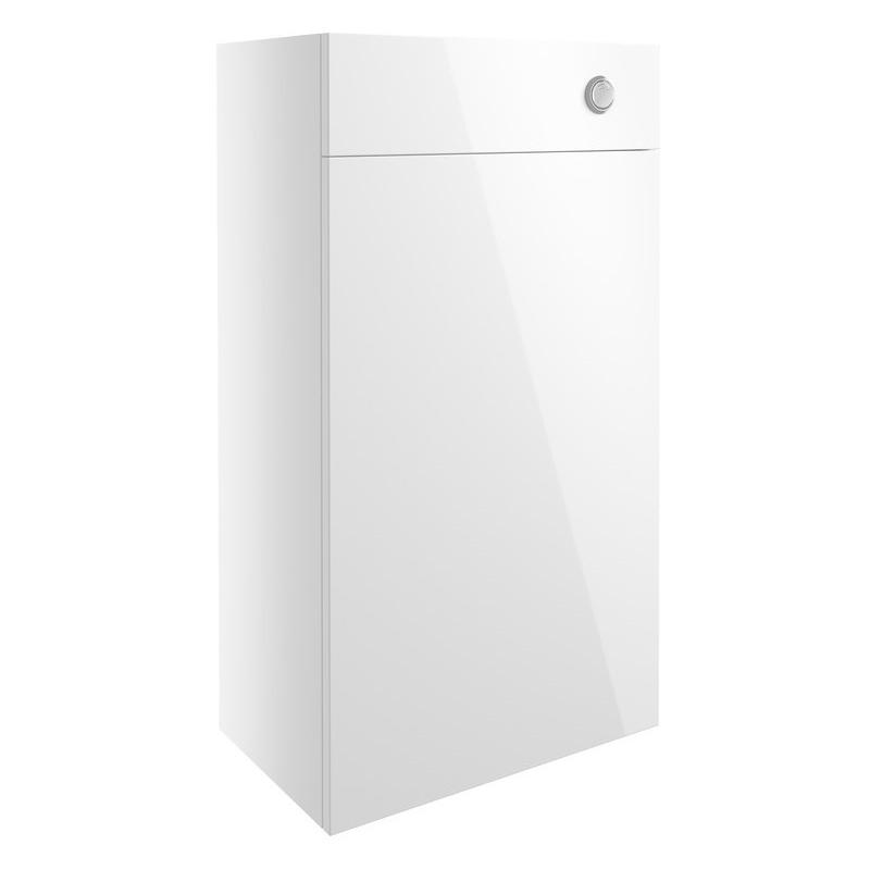 Bathrooms To Love Alba 500mm WC Unit White Gloss