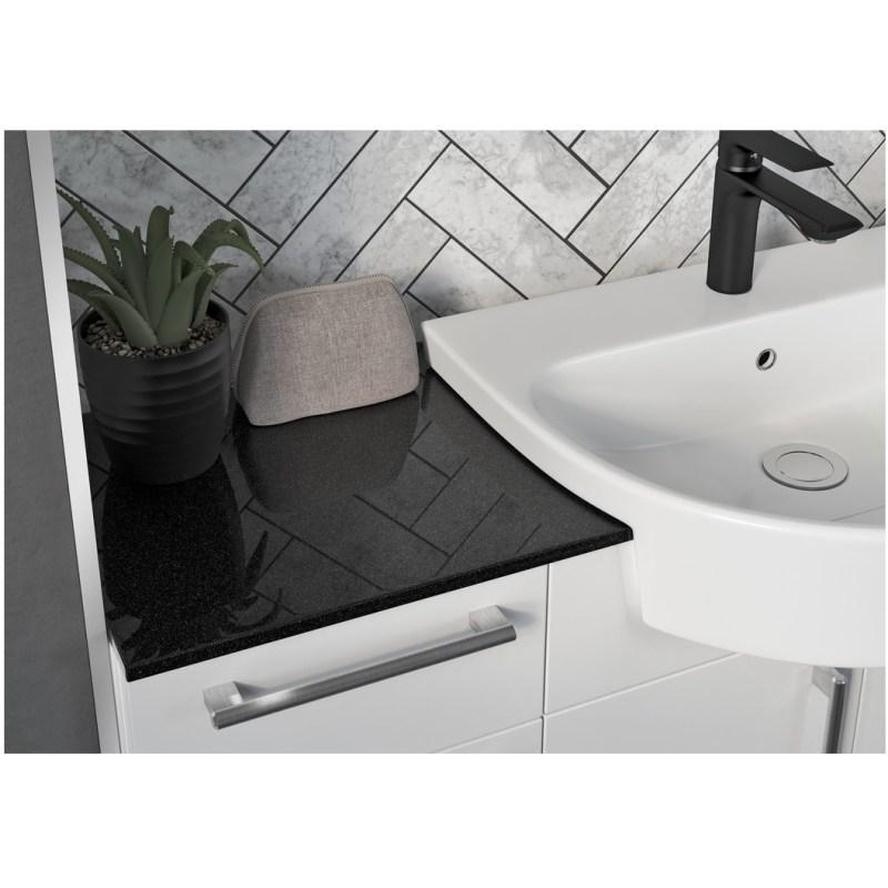 Bathrooms To Love Alba 600mm WC Unit White Gloss
