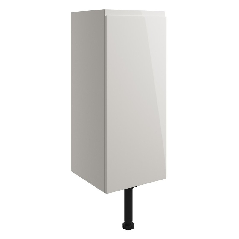 Bathrooms To Love Valesso 300mm Base Unit Pearl Grey Gloss
