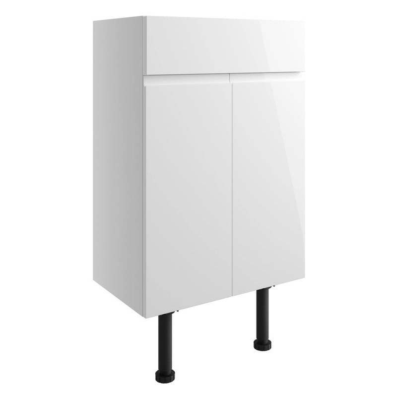 Bathrooms To Love Valesso 500mm Vanity Unit White Gloss