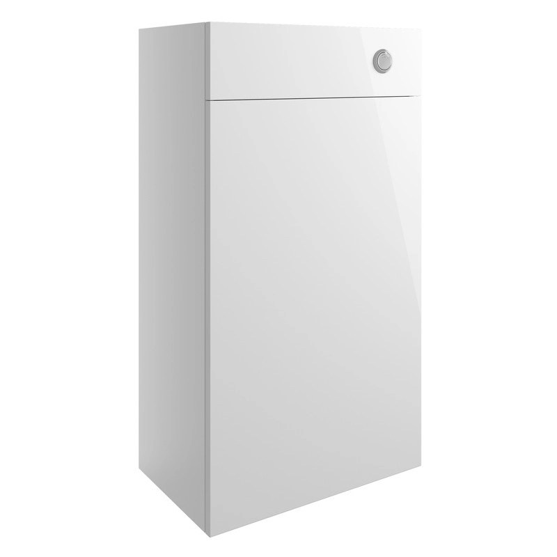 Bathrooms To Love Valesso 500mm WC Unit White Gloss