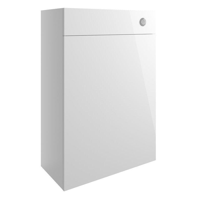 Bathrooms To Love Valesso 600mm WC Unit White Gloss