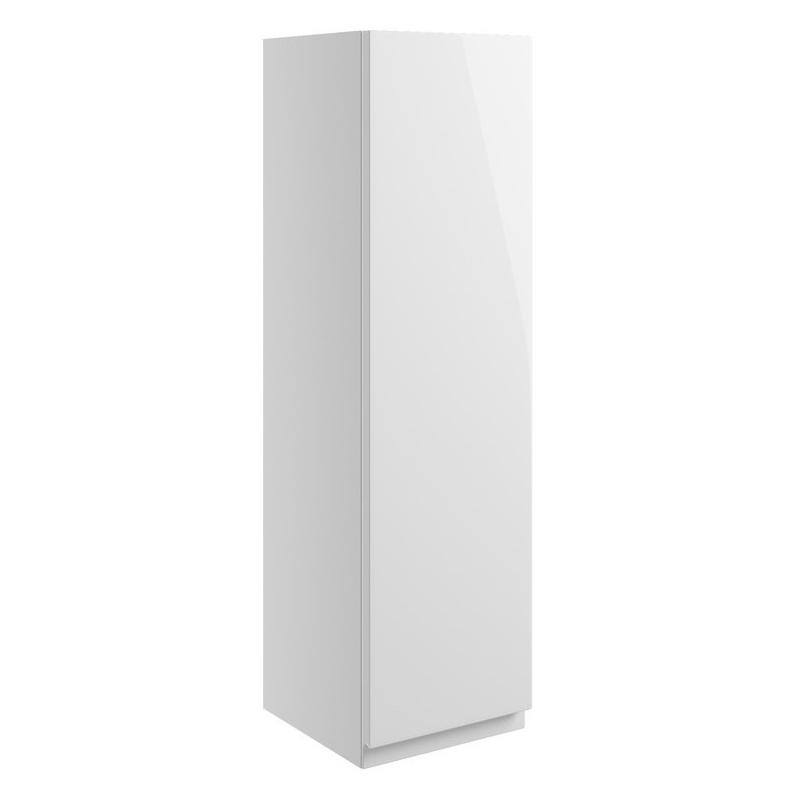 Bathrooms To Love Valesso 200mm Wall Unit White Gloss