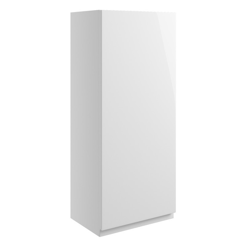 Bathrooms To Love Valesso 300mm Wall Unit White Gloss