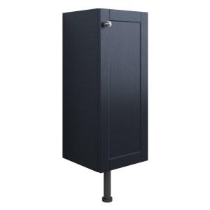 Bathrooms To Love Benita 300mm 1 Door Base Unit Indigo Ash