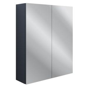 Bathrooms To Love Benita 600mm 2 Door Wall Unit Indigo Ash