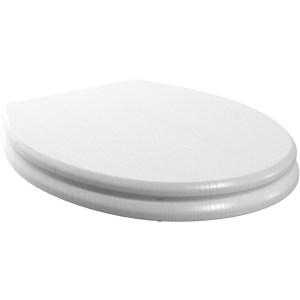 Bathrooms To Love Benita Soft Close Toilet Seat Satin White Ash