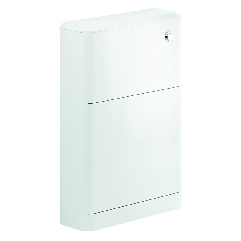 Bathrooms To Love Lambra 550mm Floor Standing WC Unit White Gloss