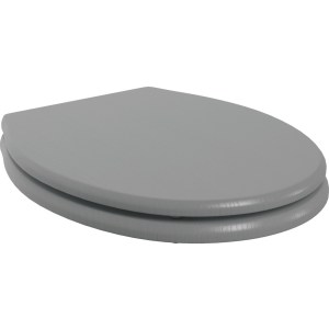 Bathrooms To Love Lucia Soft Close Toilet Seat Grey Ash