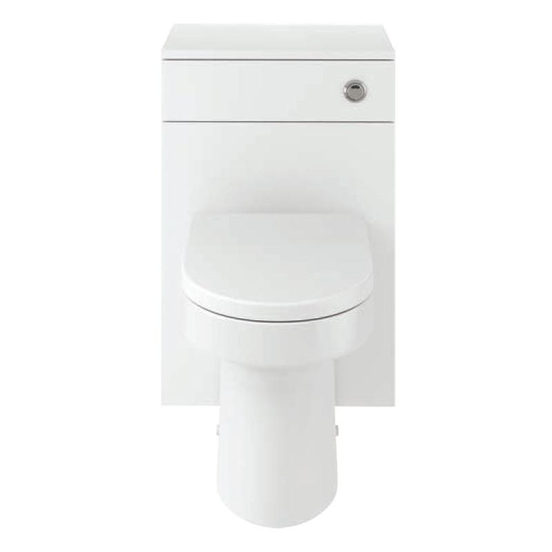 Bathrooms To Love Vista 500mm WC Unit White Gloss