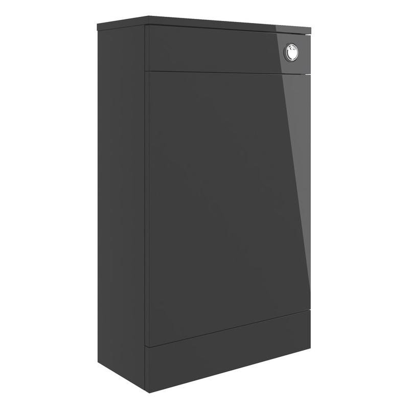 Bathrooms To Love Volta 500mm Floor Standing WC Unit Anthracite