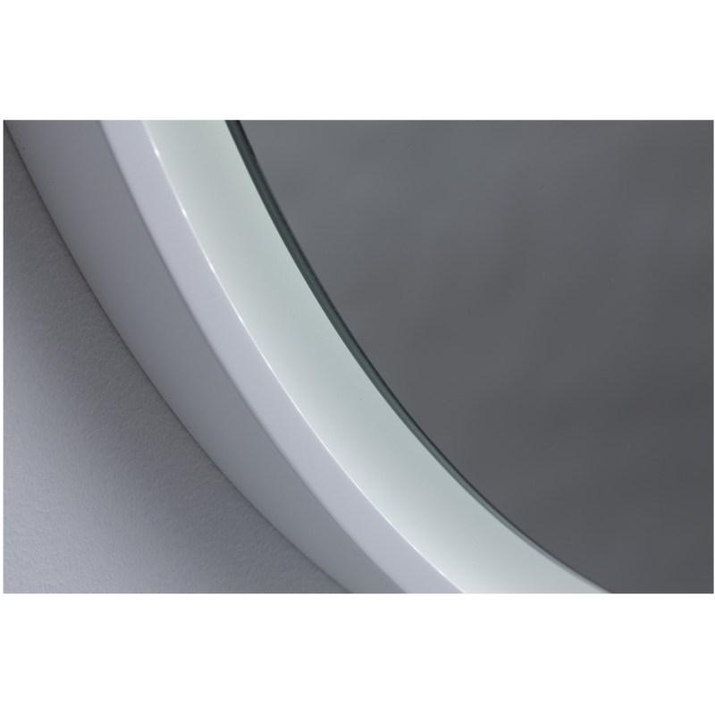Bathrooms To Love Rosie 800mm Round Framed LED Mirror