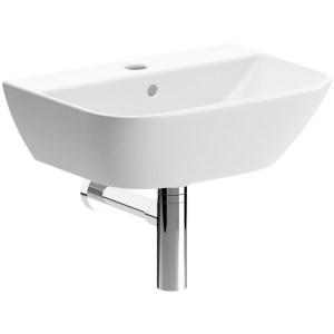 Bathrooms To Love Cedarwood 450mm Cloakroom Basin & Trap