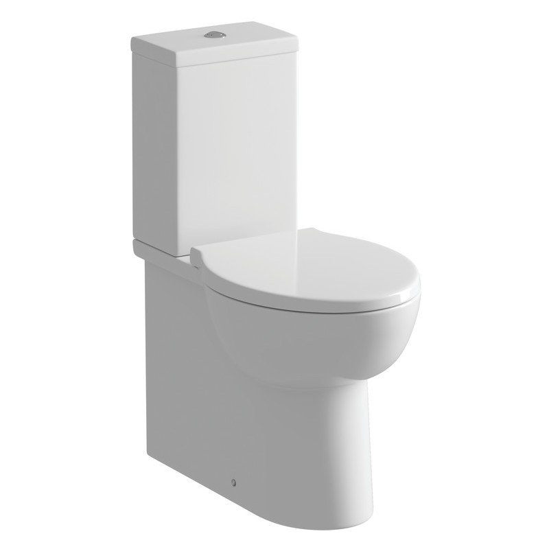 Bathrooms To Love Mimosa Close Coupled WC & Soft Close Seat