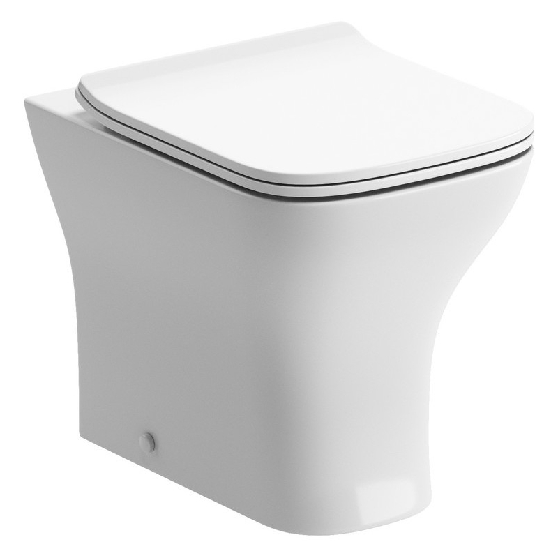 Bathrooms To Love Cedarwood Back To Wall WC & Soft Close Seat