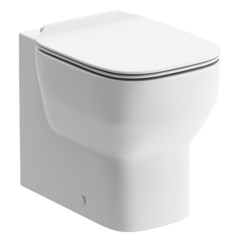 Bathrooms To Love Senna Back To Wall WC & Soft Close Seat