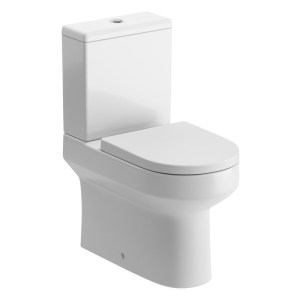 Bathrooms To Love Laurus2 Fully Shrouded Toilet with Soft Close Seat