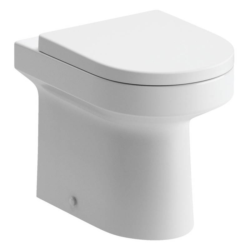 Bathrooms To Love Laurus Back To Wall WC & Soft Close Seat